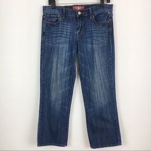 Lucky Brand Sweet 'N Crop Jeans Size 8 / 29